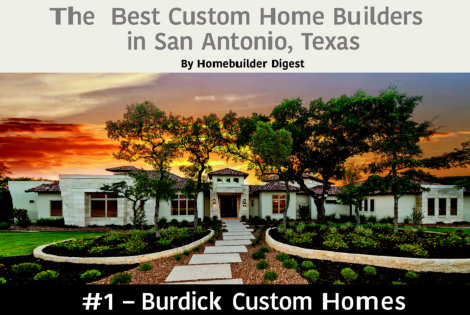Bur Custom Homes San Antonio S