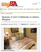 MY SA | A NEW CRAFTSMAN IN ALAMO HEIGHTS