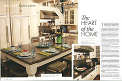 HEART OF THE HOME / INSPIRATION HOME